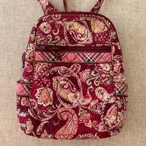 Vera Bradley Safari Sunset Backpack
